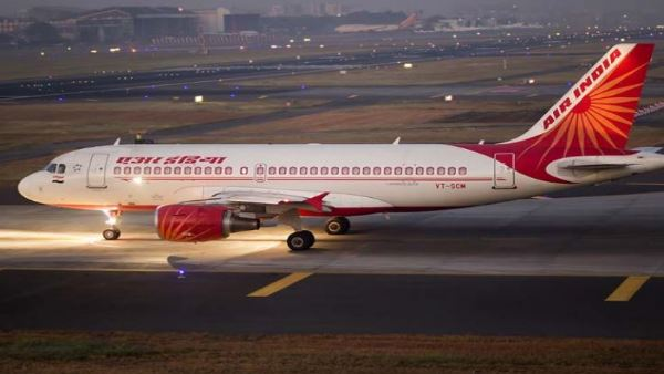Air India Flight diverted back to Trivandrum airport due to a medical emergency