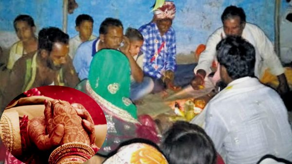 Ashoknagar Couple gets Married After 25 year of Live in relationship
