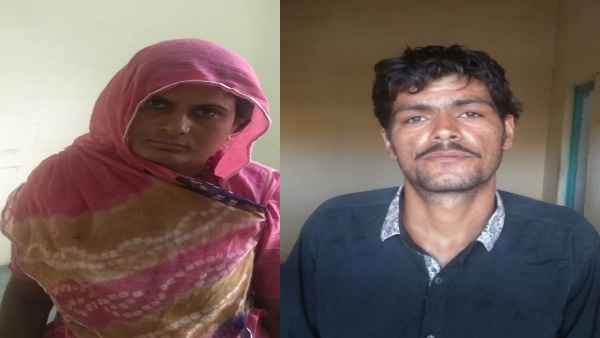 Barmer Blind Murder Case revealed wife and Her Lover arrested