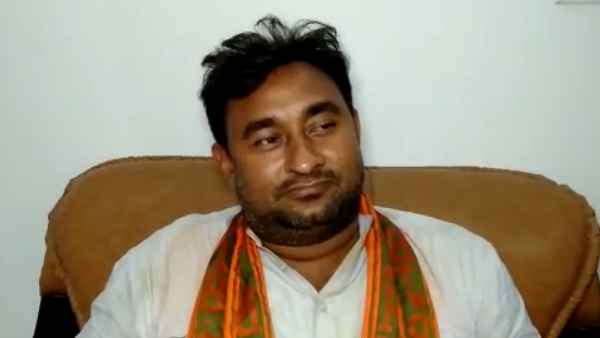 BJP MP Bhola Singh controversial statement on eid namaz