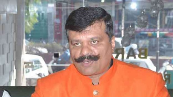 BJP MLA Kunwar Pranav Singh Champion has been suspended from the party for 3 months
