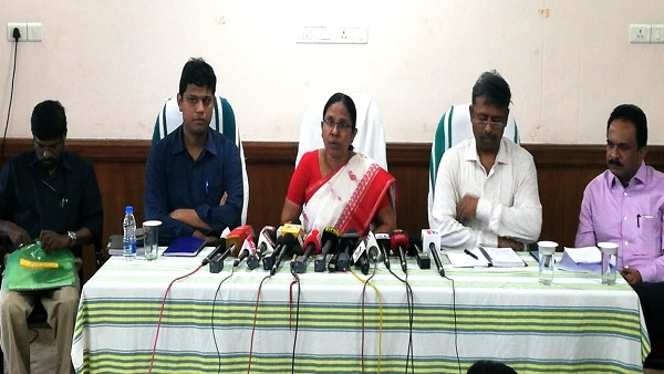 Kerala Health Minister KK Shailaja confirms Nipah virus case in Kochi