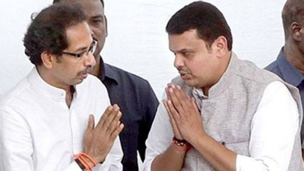 Maharashtra CM Devendra Fadnavis meets Uddhav Thackeray discuss the proposed cabinet expansion