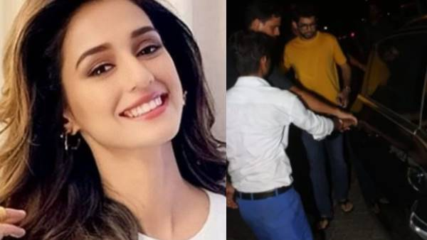 Disha Patani spotted at dinner outing with Aditya Thackeray, now react on social media trolls