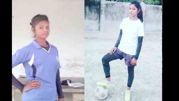priya sonkar became captain of under 19 football team