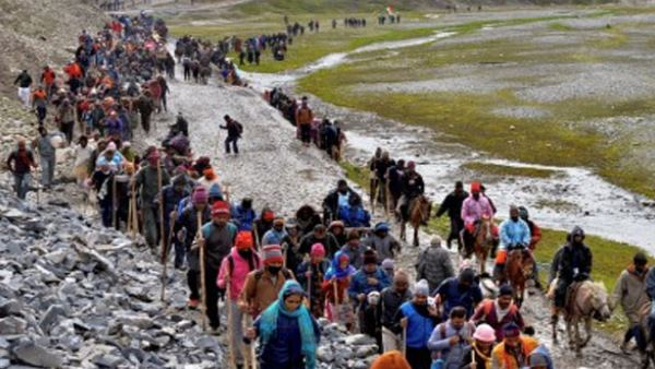 Amarnath pilgrims to be tagged for a safe trek with the help of unique card