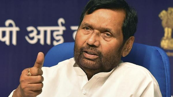 Government to launch One Nation One Ration Card, says ramvilas paswan