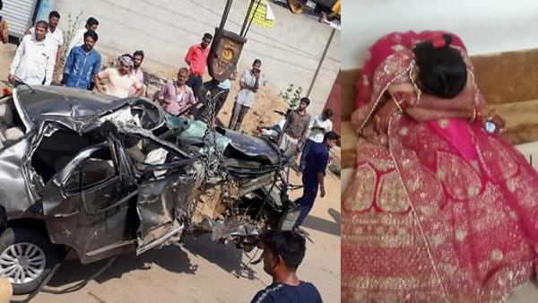 Groom Died in Road Accident news chomu Next Day of wedding