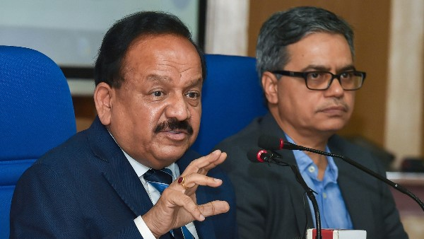 Health Minister Harsh Vardhan writes to Bengal CM Mamata Banerjee on ongoing doctors strike
