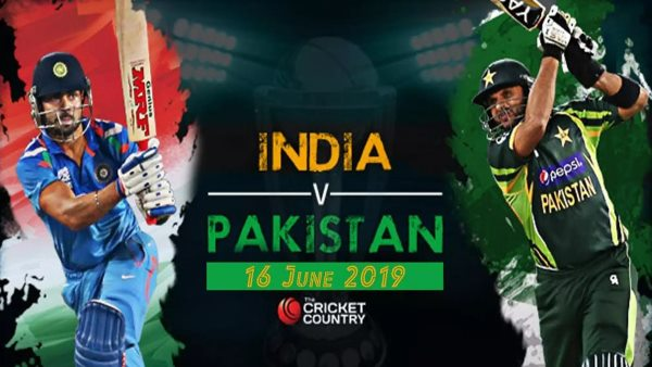 india vs pakistan 16 june 2019 world Cup Match Betting prices
