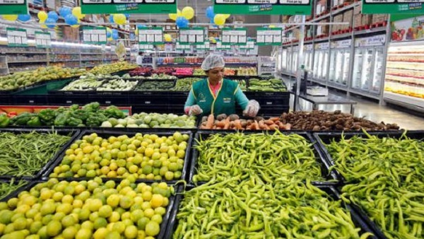 Wholesale inflation eased to 2.45 percent in May compared to april