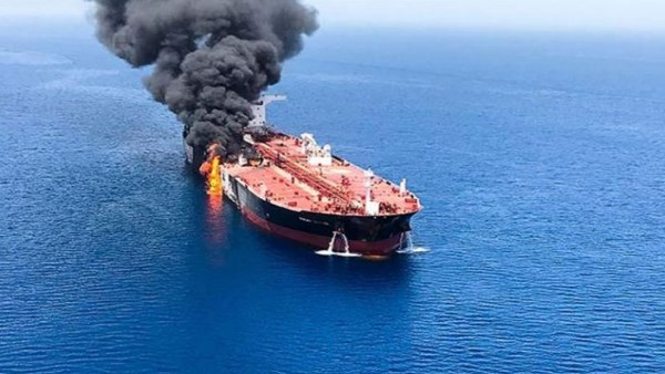 Iran rejects US allegations for tanker attacks in Gulf of Oman