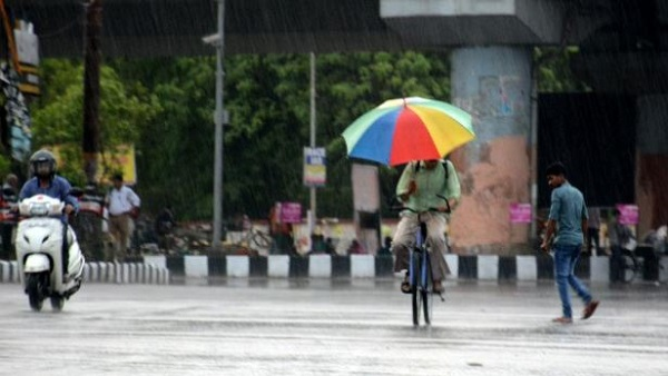 Thunderstorm and rain likely to occur next few hours in lucknow and other districts