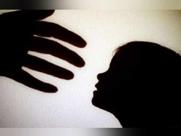 12-year-girl physically harassed by father in kaushambi district