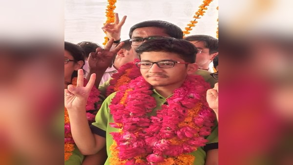 NEET 2019 All India Topper Nilan Khandelwal Belong to Sikar