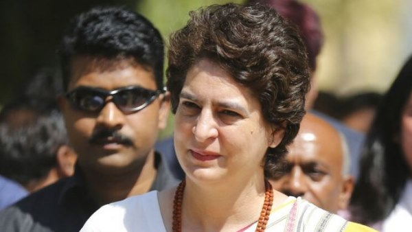 priyanka gandhi to visit Raebareli on 11 june