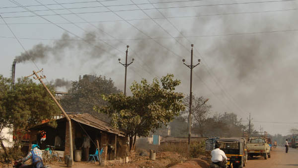 Raipur Pollution