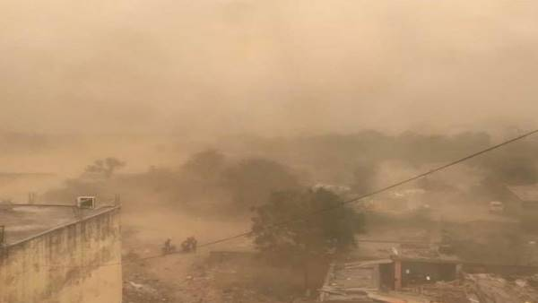 Rajasthan weather: Dust storm or thunderstorm likely to occur at isolated places from 11-15 Jun