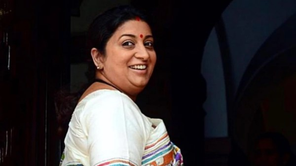 Smriti Irani uploaded yet another relatable post on her Instagram account on sunday