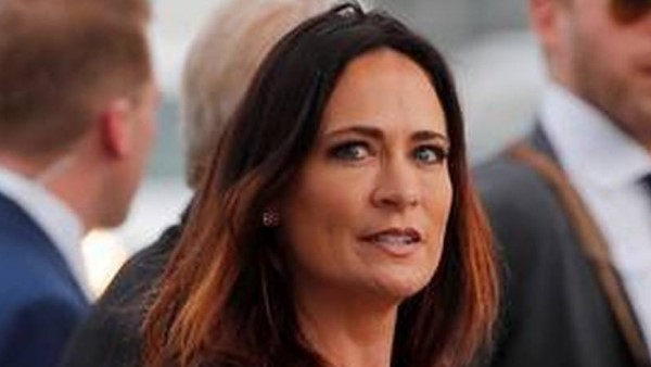 White House press secretary Stephanie Grisham was roughed up by North Korean security forces