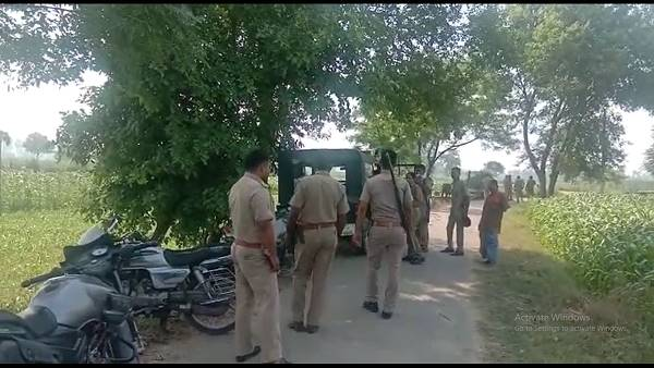 21-years-old girl found dead at farm, muzaffarnagar