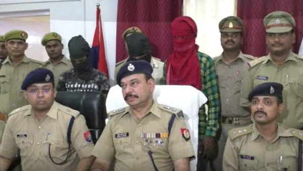 three arrested for youth kidnapping in kushinagar