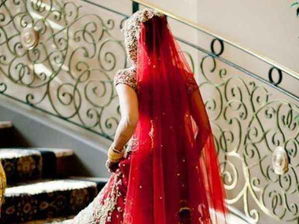 Bride ran away with lover just before marriage
