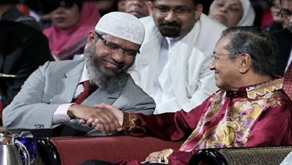 Zakir Naik is living good life in Malaysia