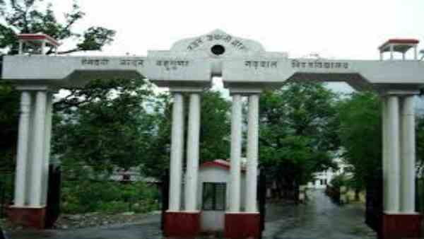 recruitment for 35 professors and 60 assistant professors in Garhwal University