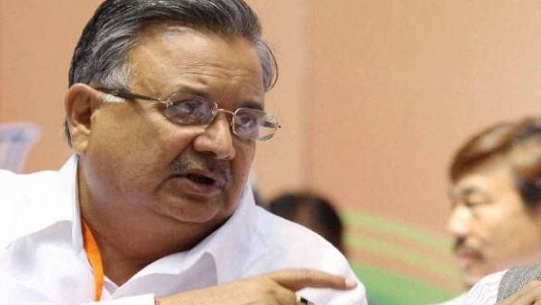 Raman Singh admitted to Medanta hospital in Gurugram