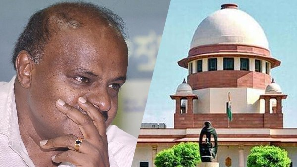 Karnataka crisis: Supreme Court order in rebel MLAs case live updates