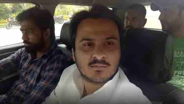 azam khan son Abdullah Azam Khan taken into custody by up police