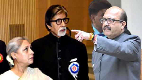 यह पढ़ें: जया बच्चन पर भड़के अमर सिंह, कहा- पहले पति से जाकर कहें कि 'जुम्मा-चुम्मा' दे दे न करें, देखें Video
