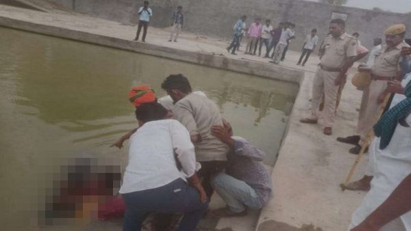 brother and sister found dead with sister in law in Barmer