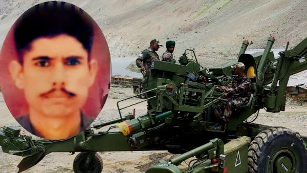 Jodhpur Shaheed Bhanwar Singh Inda: Keeping the iron with enemies for 15 days