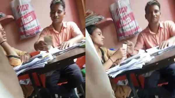 ये भी पढ़ें:- बिजनौर: रिश्वत लेते लेखपाल भाई-बहन का वीडियो वायरल, सस्पेंड
