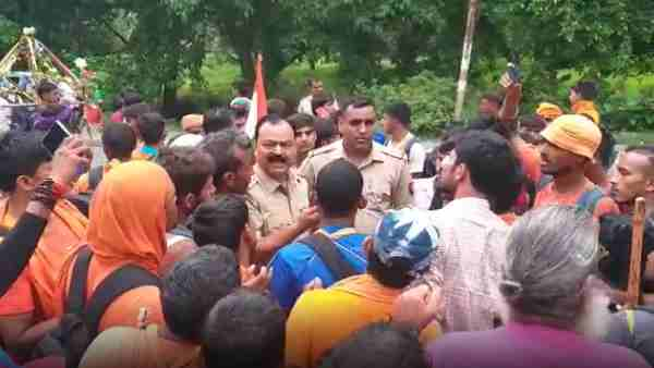 After a body was recovered in Bijnor, Kanwaris cut the ruckus