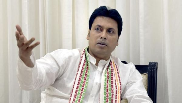 biplab deb kumar asks triple talaq victims to come to his office for solution