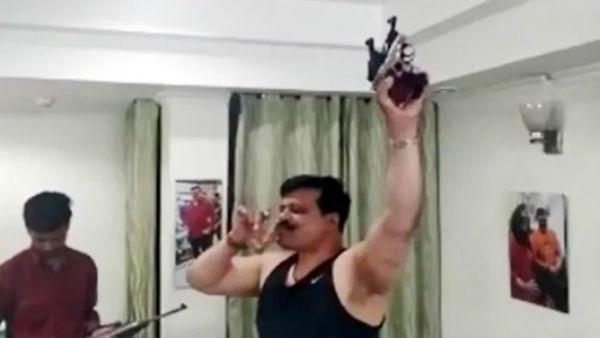 Read Also-दारू पार्टी में तमंचे पर डिस्को करते नजर आए BJP विधायक 'राणा जी', Video हुआ वायरल