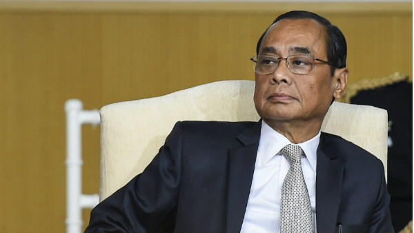 unnao case: cji ranjan gogoi seeks reply from SC registry in delay in placing victims letter