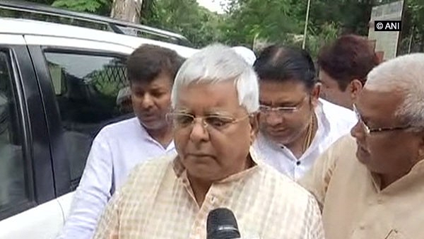 Jharkhand High Court grants bail to Lalu Prasad Yadav in the fodder scam case relating to Deoghar treasury