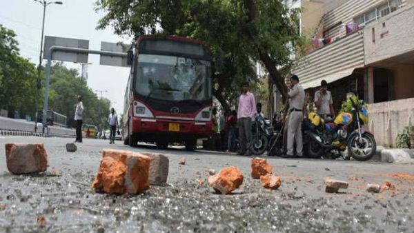 Delhi's incident of Hauzkazi incident