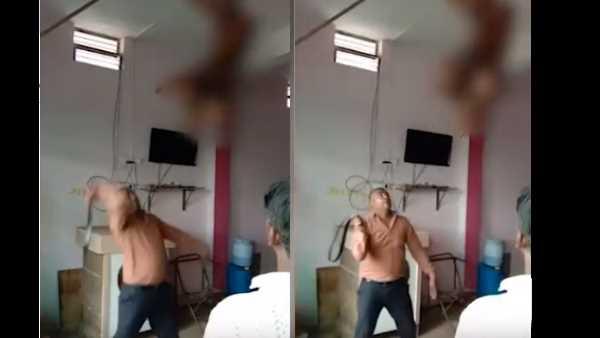 <strong>ये भी पढ़ें-नागपुर: ड्राइवर के उतारे कपड़े और हाथ-पैर बांधकर टांग दिया उल्टा, बेरहमी से पीटा, वीडियो</strong>