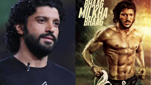Farhan Akhtar tweet on 6 years of film Bhaag Milkha Bhaag release