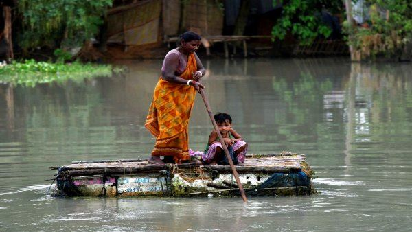Assam flood situation turns more serious, 4 lakh people affected