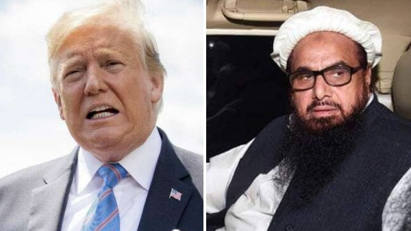 Donald Trump Tweets over Hafiz Saeeds Arrest, Great Pressure Exerted To Find Him