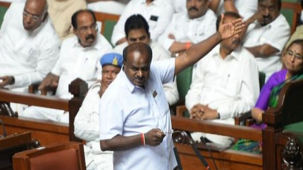 Karnataka CM Kumaraswamy has also moved the Supreme Court and challenged the Governors letter