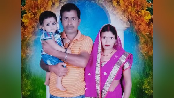 husband killed his wife at kaushambi