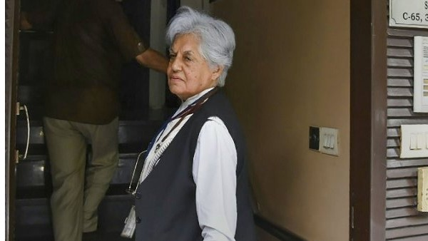 20 rajya sabha mp wrote to PM Modi, protesting CBI raids against senior lawyer Indira Jaising