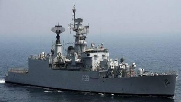 three Navy officers face court martial for the INS Betwa warship accident